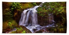 Wilderness. Rest And Be Thankful. Scotland Hand Towel