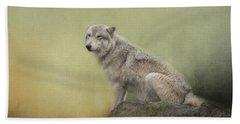 Wildlife Alaska Hand Towel