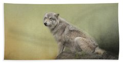 Wildlife Alaska Bath Towel