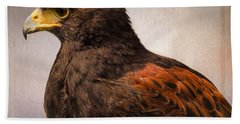 Wildlife Art - Meaningful Hand Towel