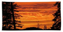 Williams Lake Bath Towel