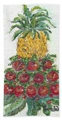 Williamsburg Apple Tree Hand Towel