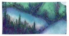 Wilmore Wilderness Area Bath Towel