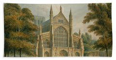 Winchester Cathedral Hand Towel