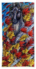Wind Spirit Bath Towel