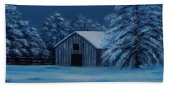 Windburg Barn 2 Hand Towel