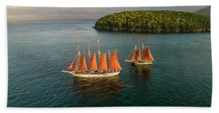 Windjammer Cruises  Hand Towel