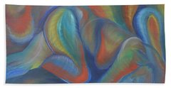 Winds Of Change Prevail Bath Towel