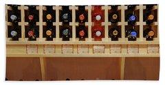 Bath Towel featuring the photograph Wine Rack - 1 by Nikolyn McDonald