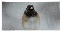 Winter - 365-337 Hand Towel by Inge Riis McDonald