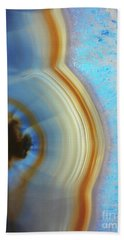 Winter Agate Hand Towel