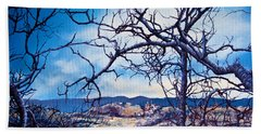 Winter Branches Hand Towel