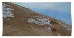 Winter Dune Bath Towel