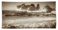 Winter - Lord's Point - Kennebunk Hand Towel