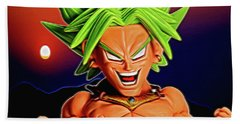 Sunset Ss Broly Hand Towel