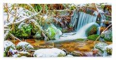 Winters Creek Bath Towel
