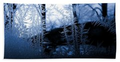 Hand Towel featuring the photograph Wintertide by Danielle R T Haney