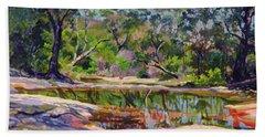 Wirreanda Creek - New South Wales - Australia Hand Towel
