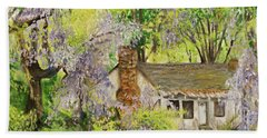 Wisteria House Two Hand Towel