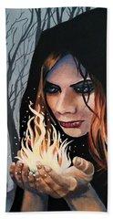 Witchery Hand Towel