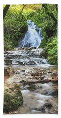 Hand Towel featuring the photograph With All I Have by Laurie Search