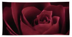 With This Rose Bath Towel