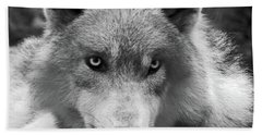Wolf 1 Bath Towel
