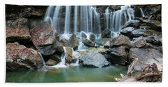 Wolf Creek Falls Hand Towel
