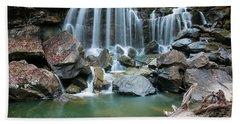 Wolf Creek Falls Bath Towel