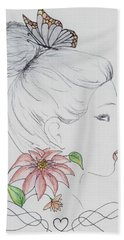Woman Design - 2016 Bath Towel