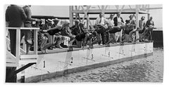 Women's Swimming Championship Bath Towel