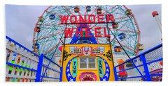 Wonder Wheel Bath Towel