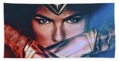 Wonder Woman Bath Towel
