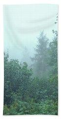 Woodland Fog Bath Towel