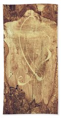 Woodland Hand Towel