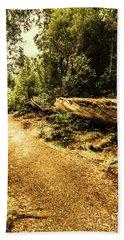 Woodland Nature Walk Hand Towel