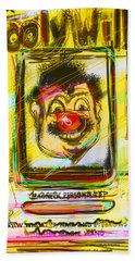Wooly Willy Hand Towel