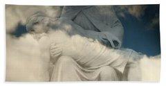Bath Towel featuring the photograph Worship by Raymond Earley