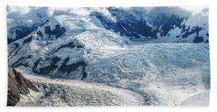 Wrangell Alaska Glacier Bath Towel