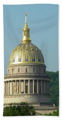 West Virginia State Capital Building  Hand Towel