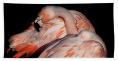 When Two Become As One Hand Towel by Karen Wiles