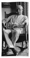 Wyatt Earp 1923 - Los Angeles Bath Towel