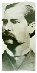 Wyatt Earp Bath Towel