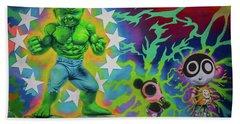 Wynwood Hulk Hand Towel