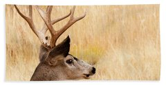 Wyoming Wildlife Bath Towel