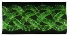 Wyrm - The Celtic Serpent Hand Towel