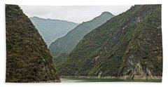 Yangtze Gorge Hand Towel
