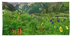 Yankee Boy Basin Hand Towel by Tim Fitzharris