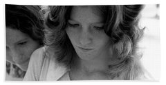 Yearbook Signing, 1972, Part 2 Bath Towel