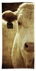 Hand Towel featuring the photograph Yeg 3110 by Trish Mistric
